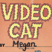 Video Cat By Megan cover art