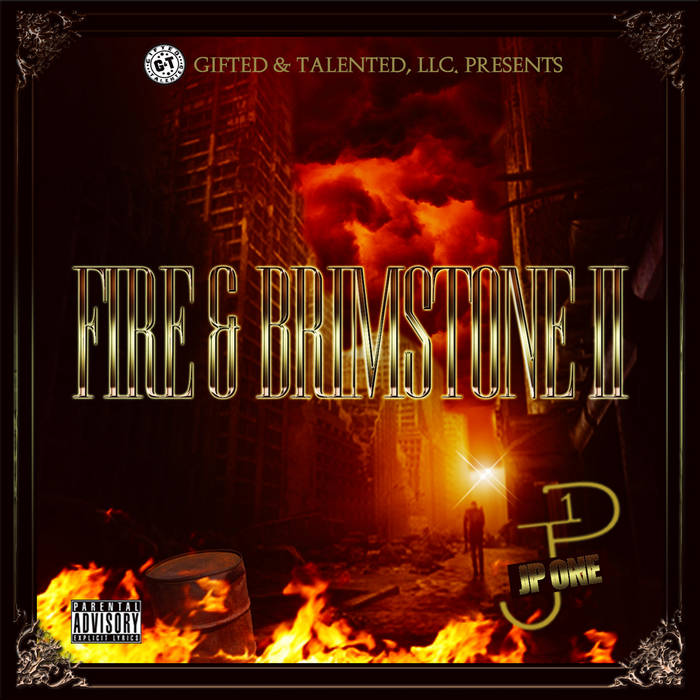 Fire & Brimstone 2 cover art