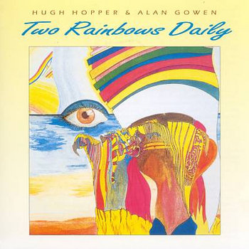 Two Rainbows Daily cover art