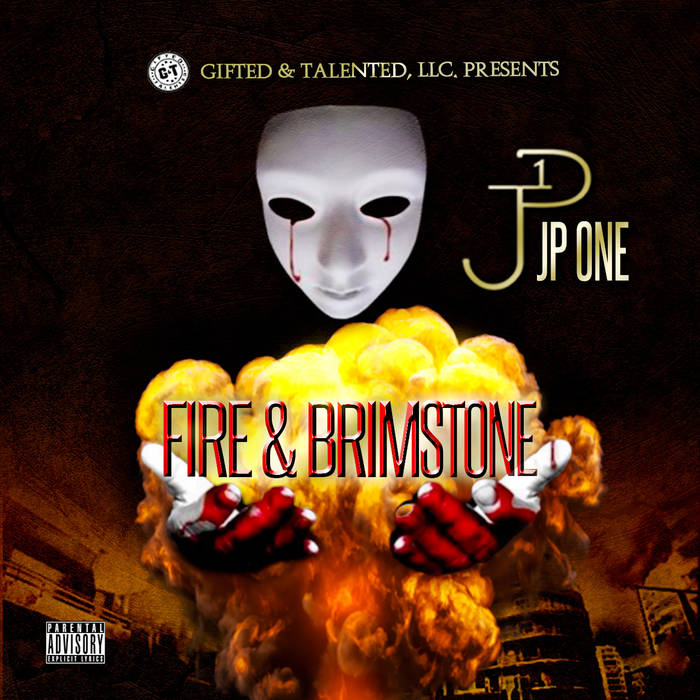 Fire & Brimstone cover art