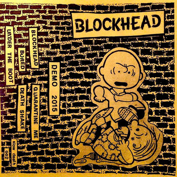 BLOCKHEAD - DEMO cover art