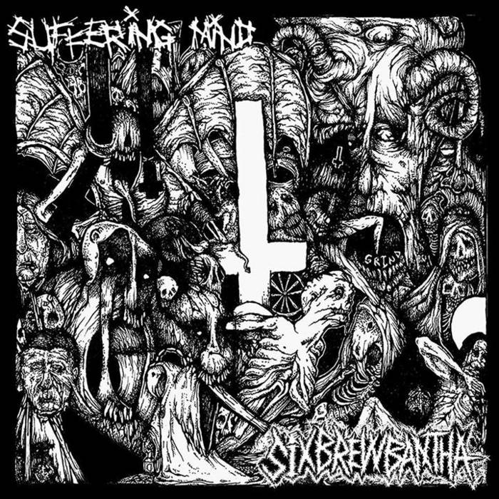 Split 7'' w/ Suffering Mind cover art