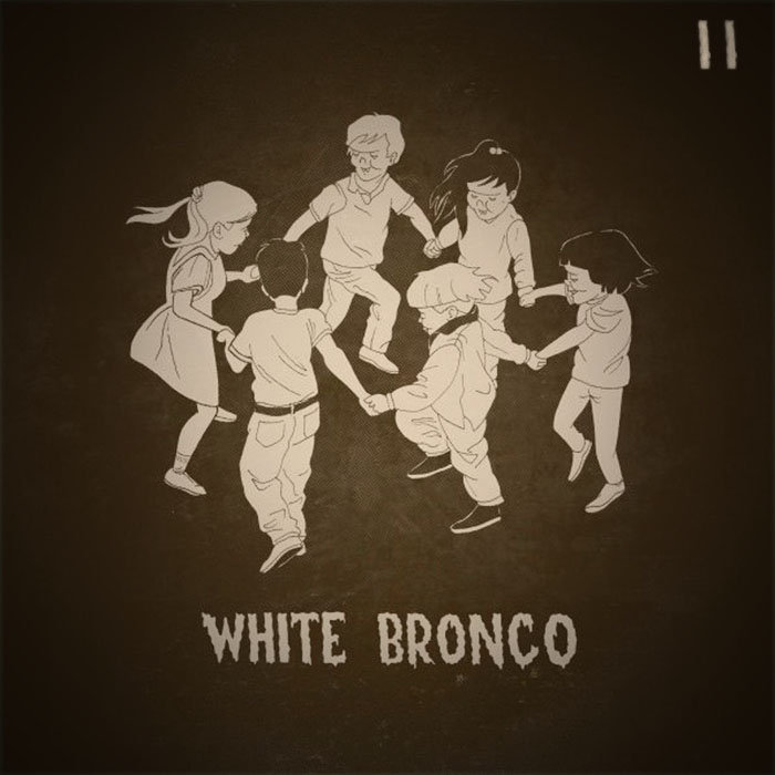 elevate the lowlife E.P. | White Bronco