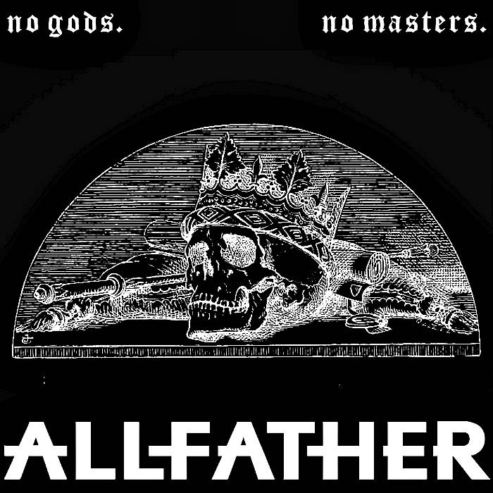 No gods. No masters. cover art