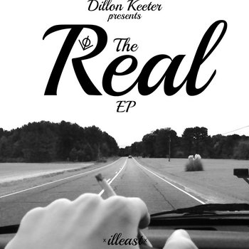 Real EP cover art