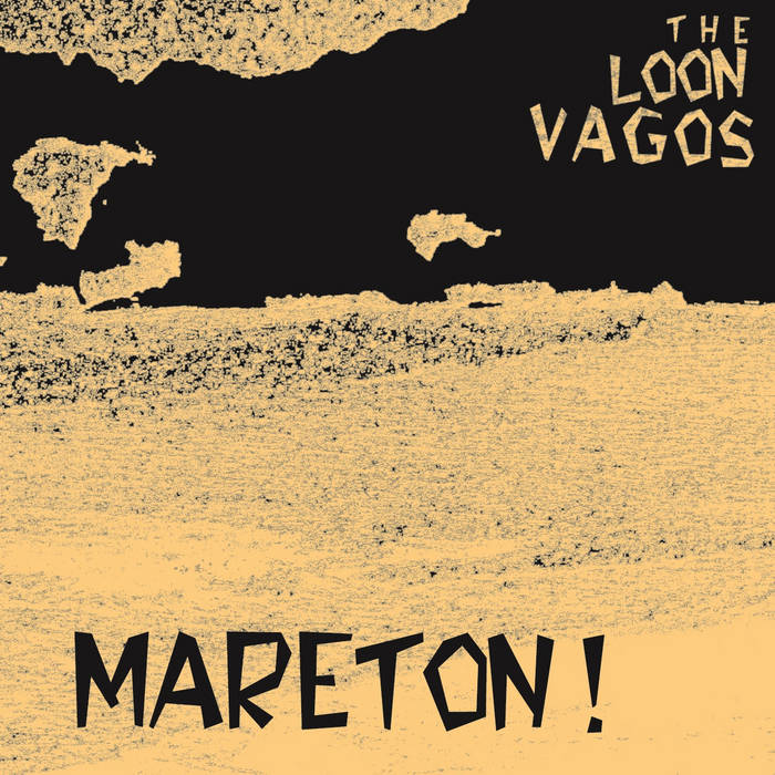 MARETON ! cover art