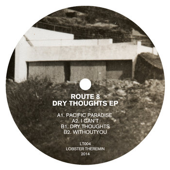 Dry Thoughts EP cover art
