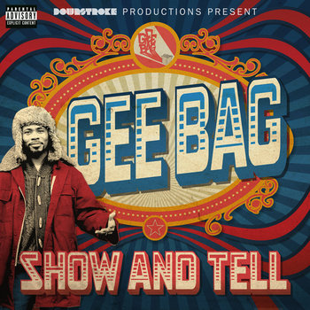GeeBag 'Show And Tell' Albuma Cover Artwork