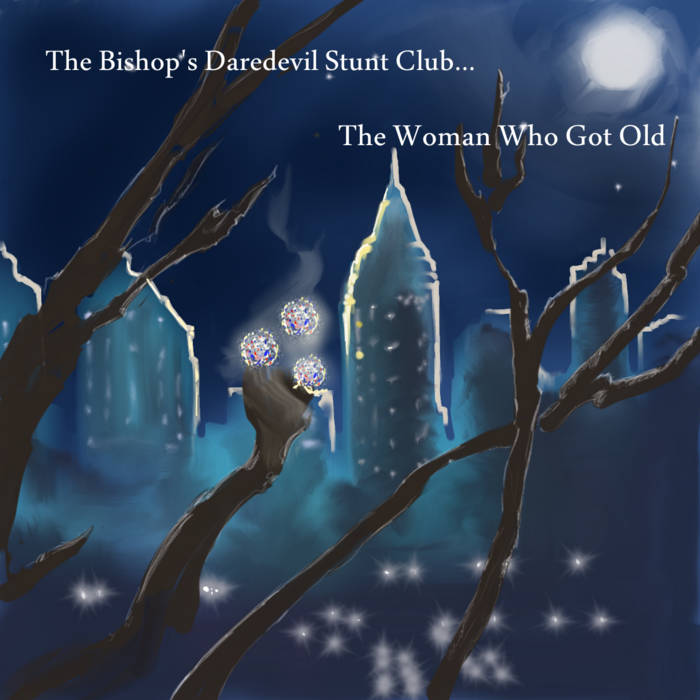 The Woman Who Got Old cover art
