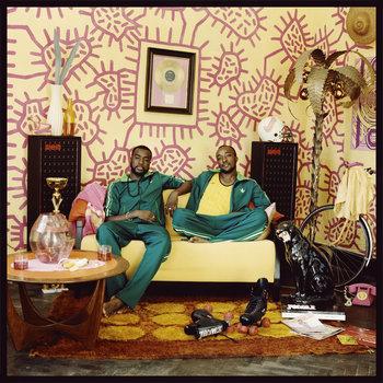 Jungle - The Heat (EP) cover art