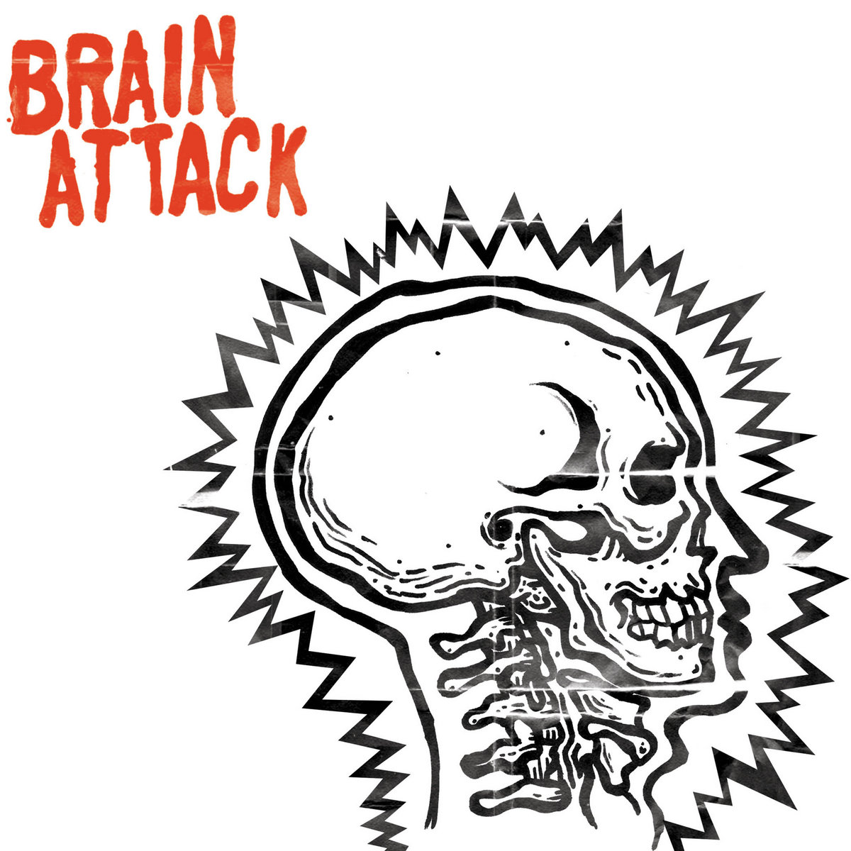 Brain Attack Brain Attack Cover Art
