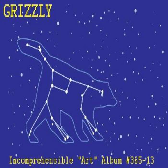 "Incomprehensible ""Art"" Album #365-13 cover art"