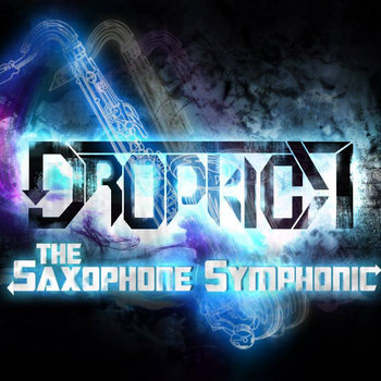 The Saxophone Symphonic EP cover art
