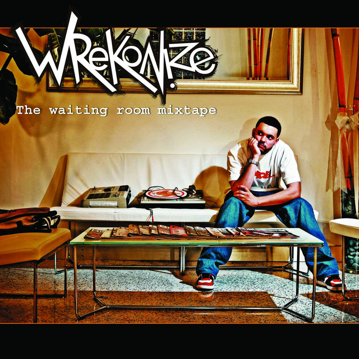 Waiting Room Myspace The Waiting Room Cover Art