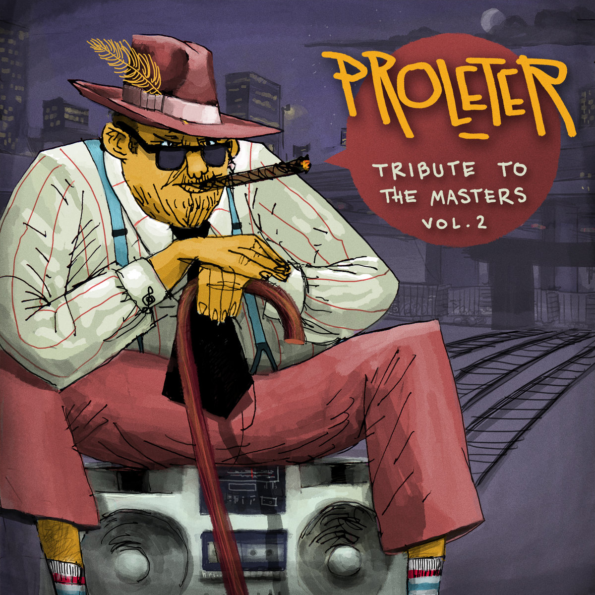 tribute to the masters vol 2 proleter