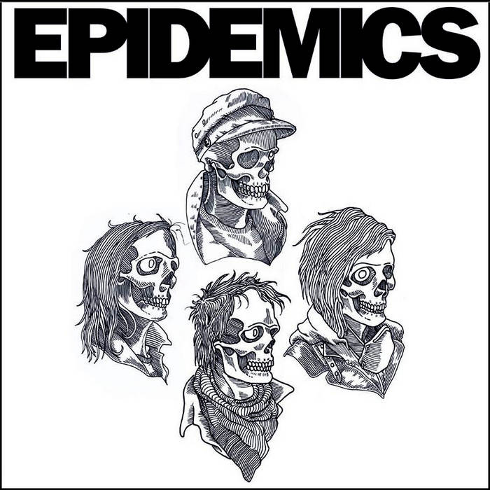 Epidemics - s/t cover art