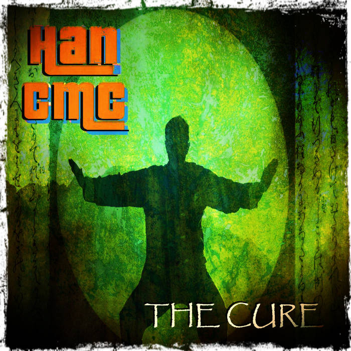 The Cure cover art