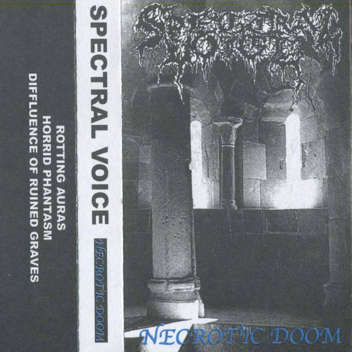 NECROTIC DOOM cover art