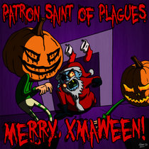 Merry Xmaween! cover art