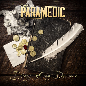 "The Paramedic ""Diary Of My Demons"" cover art"