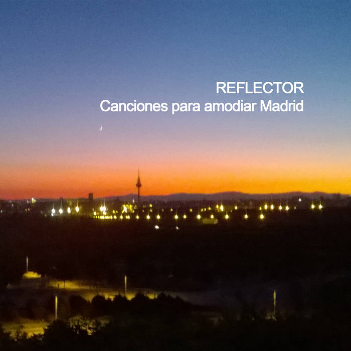 Canciones para amodiar Madrid cover art