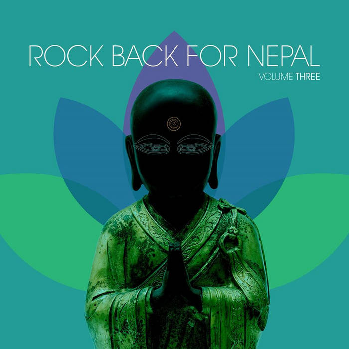 Rock Back for Nepal Vol 3 cover art