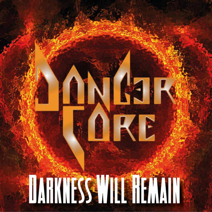 Darkness will remain... cover art