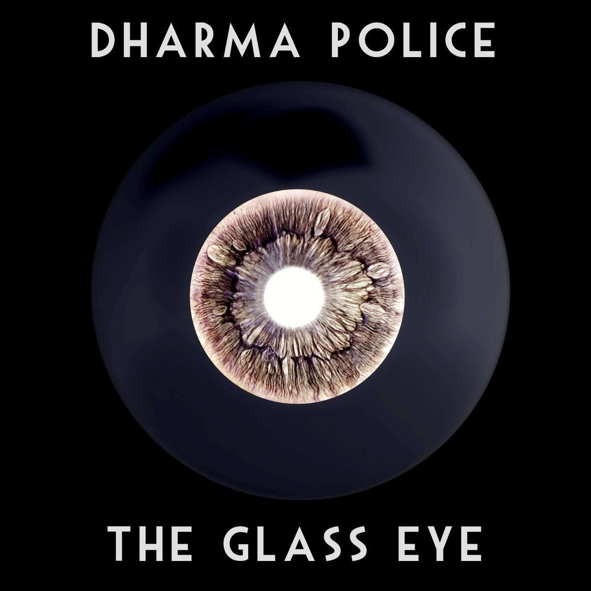 Dharma Police - The Glass Eye