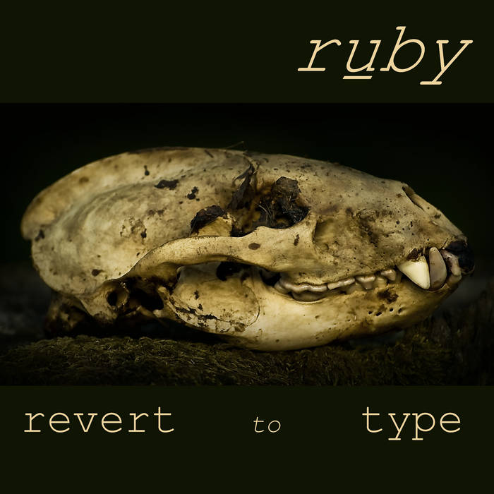 Revert to Type cover art