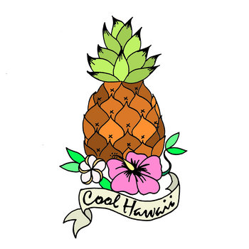 Cool Hawaii EP cover art