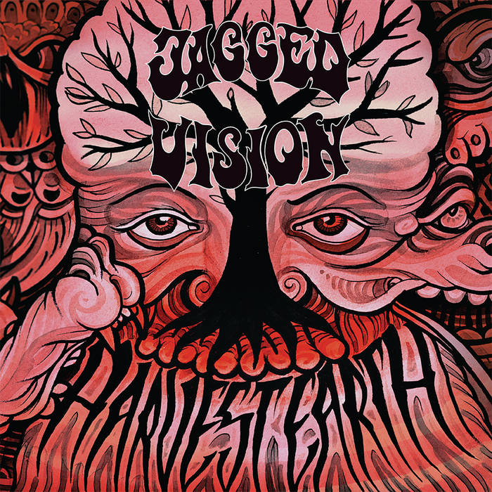 Jagged Vision - Harvest Earth cover art