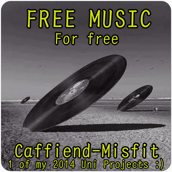 Caffiend' cover art