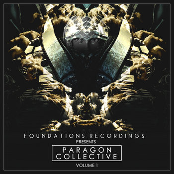 Paragon Collective: Volume 1 cover art