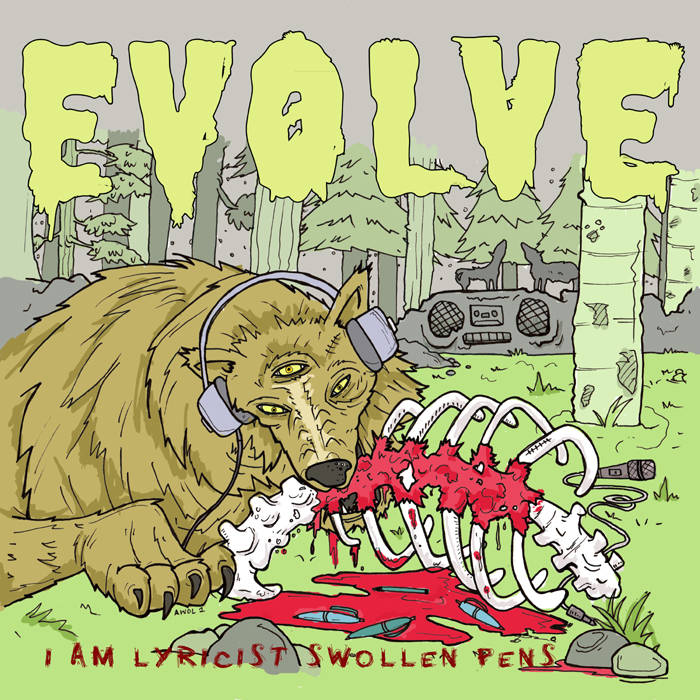 Evolve I Am Lyricist