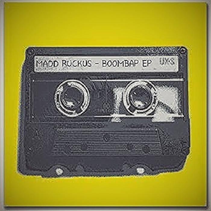 BoomBap EP cover art