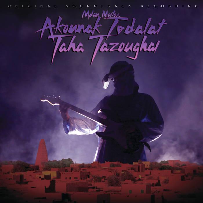 Akounak Tedalat Taha Tazoughai OST cover art