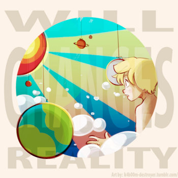Will changes Reality cover art