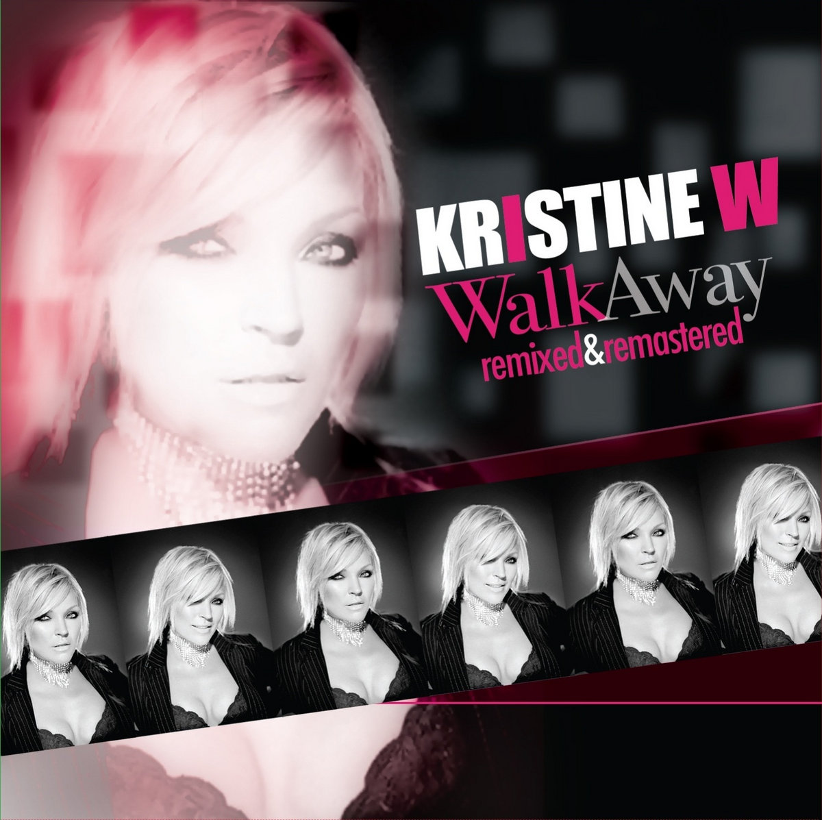 Tony Moran featuring Kristine W - Walk Away (studio acapella)