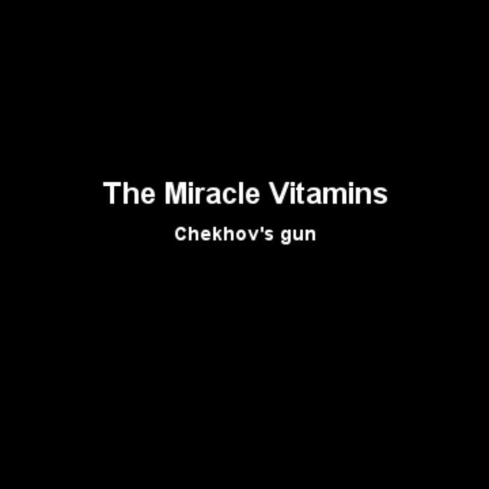 Chekhov Gun Wall Chekhov 39 s Gun Cover Art
