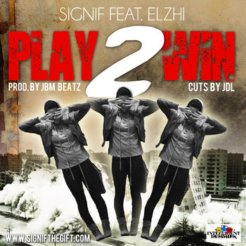 Play 2 Win feat. Elzhi cover art