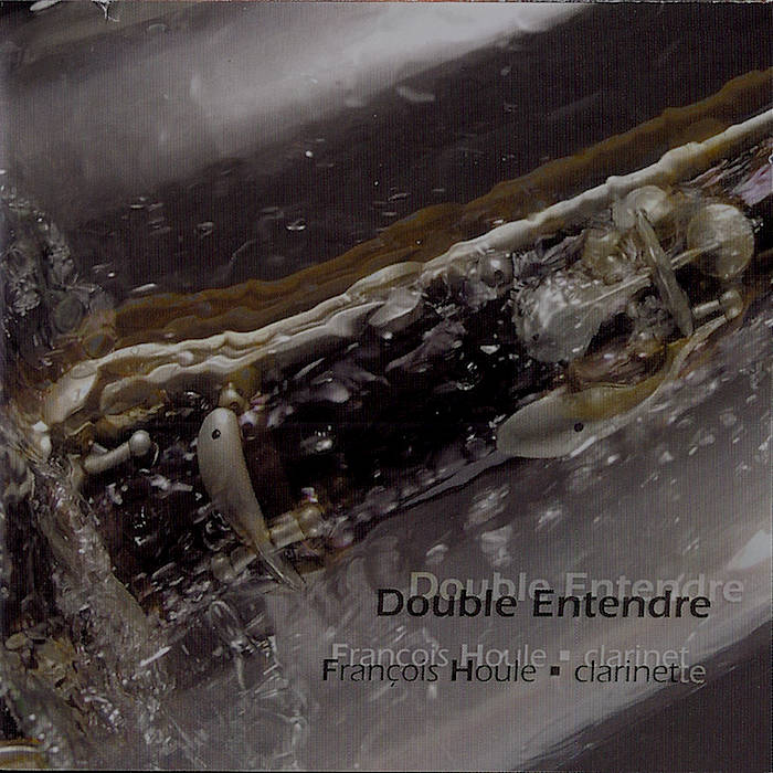 Double Entendre cover art