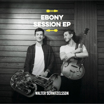 Ebony Session EP cover art