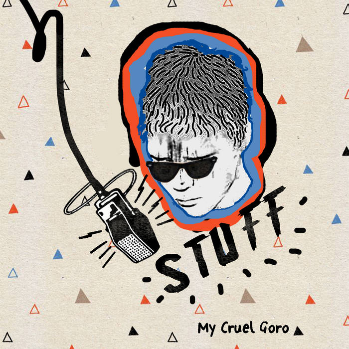 Stuff EP cover art