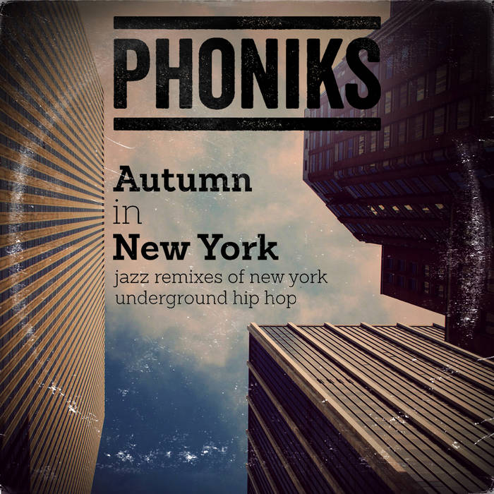 Autumn in New York cover art