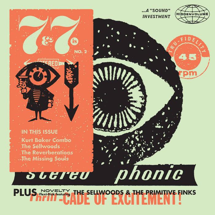 7 Amp 7 Is No 2 Zine Flexi Hidden Volume Records