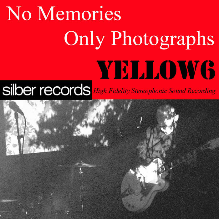 No Memories, Only Photographs cover art