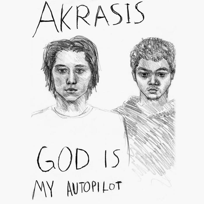 God Is My Autopilot cover art