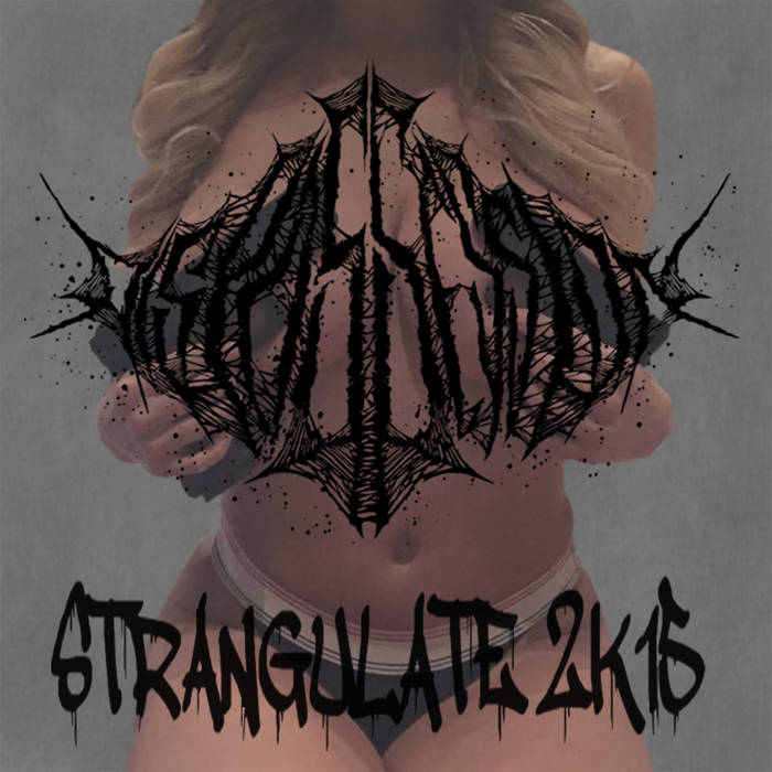 Strangulate REDUX cover art