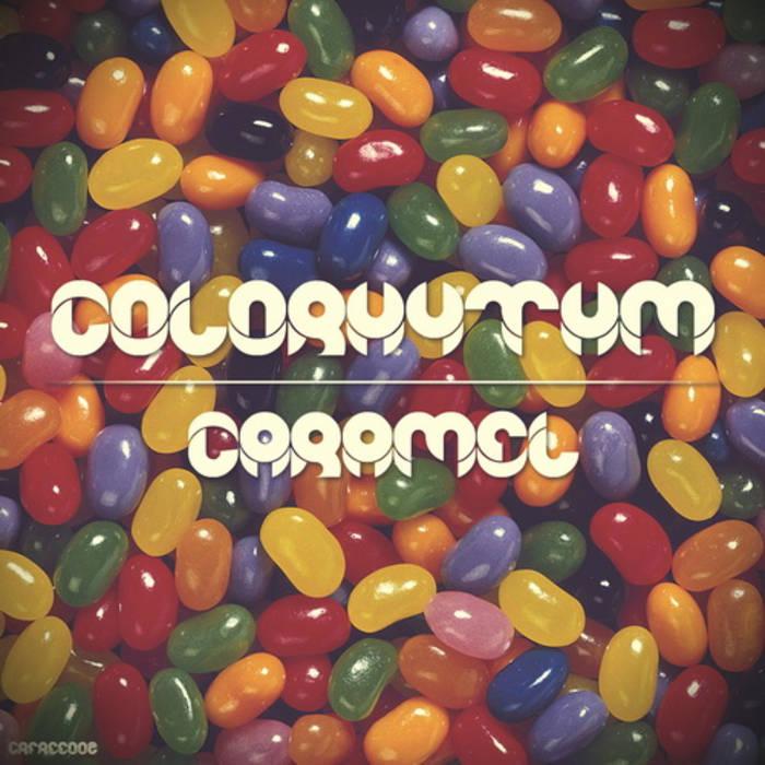 Caramel cover art