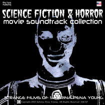 Science Fiction & Horror Movie Soundtrack Collection: Strange Films of Sabrina Pena Young cover art